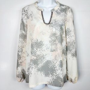 Juicy Couture Open Shoulders Blouse